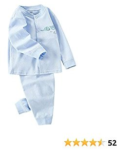 50$ OFF SMGSLIB Cute Baby Clothes, Infant Outfits, Organic Cotton Pajamas $9.99