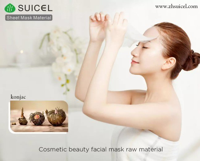 Wholesale Private Label Sheet Organic Whitening Hydrating Silk Face Facial Mask
