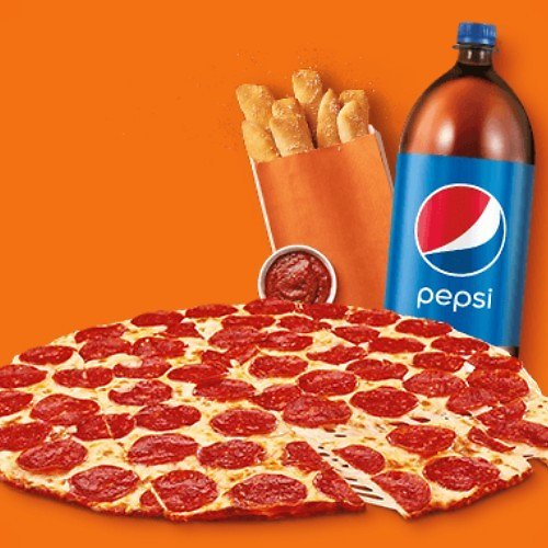$10.99 Thin Crust Meal Deal