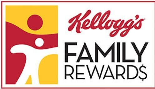 100 FREE Kellogg's Family Rewards Points
