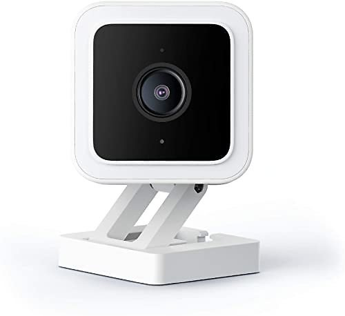 Wyze Cam V3 with Color Night Vision, 1080p HD Indoor/Outdoor Video Camera