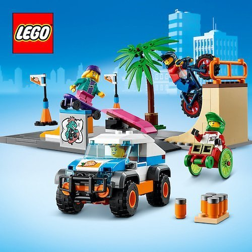 LEGO Top Sellers from $9.49