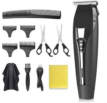 ZAMAT Professional Wireless Rechargeable Hair Clipper