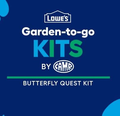 Register Now! Free Butterfly Quest Kit