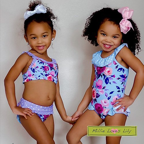 Swimwear By Millie Loves Lily Starting At $16.99