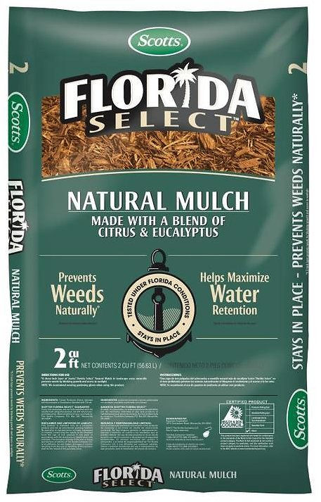 Scotts Landscaping Mulch Bags from $2.50