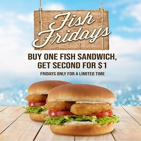"""Fosters Freeze 🍦🍔🍟 On Instagram: """"$1 Fish Sandwich with Purchase of a Fish Sandwich At Regular Price. FRIDAYS ONLY Starting Feb. 26th for a Limited Time At Participating…"""""""