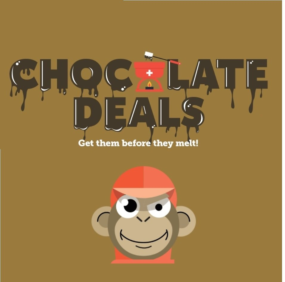 Up to 60% Off Chocolate Deals