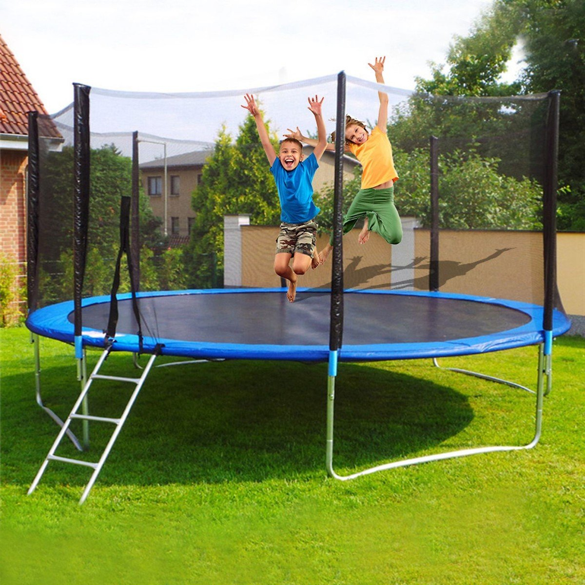 Spring Trampoline Savings Event