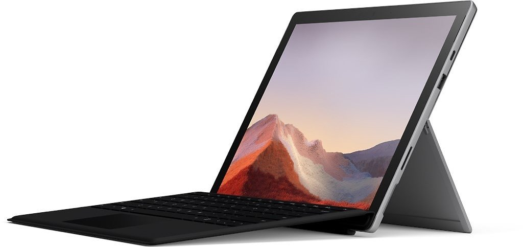 Surface Pro 7 and Pro Type Cover Bundle