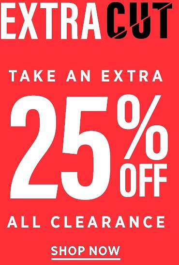 Saks Off 5TH - Extra 25% Off Clearance