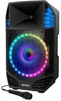 ION Total PA Prime High-Power Bluetooth Speaker System