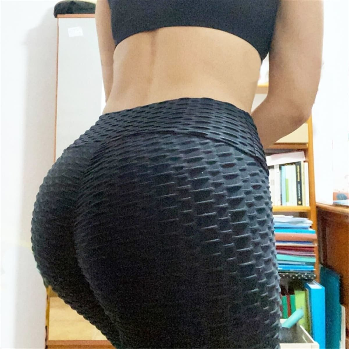 Tiktok Leggings | Anti-Cellulite Yoga Pants