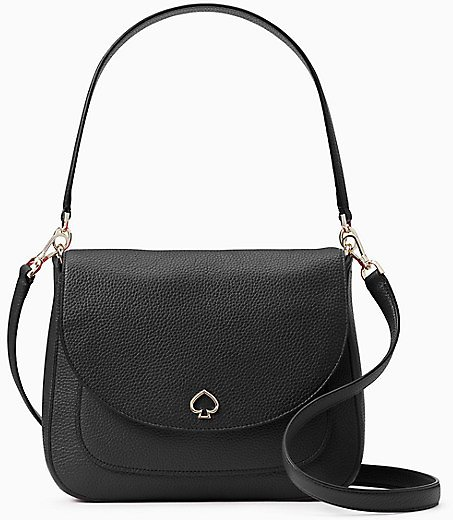 Today Only! Kailee Medium Flap Shoulder Bag (2 Colors)