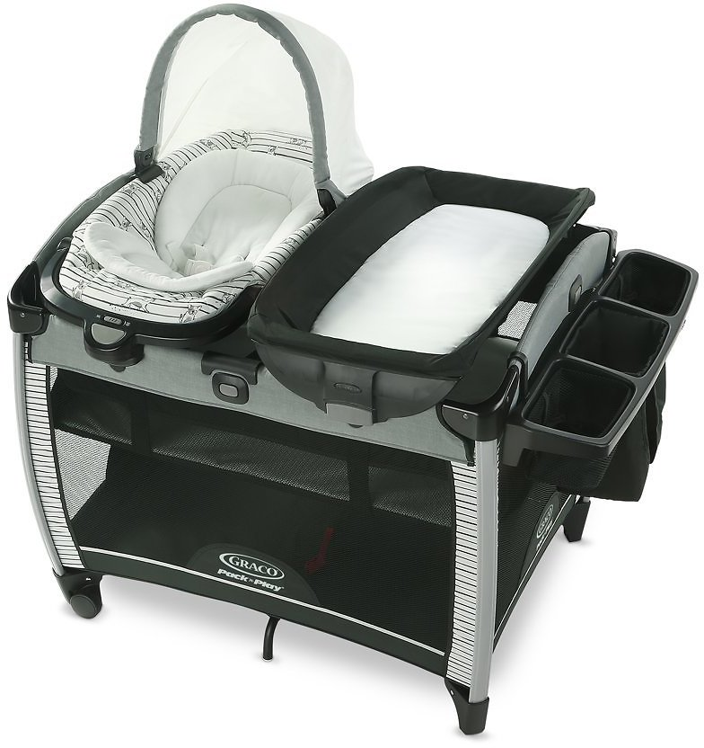 Graco® Pack 'n Play® Rock 'n Grow™ Playard, Ripley