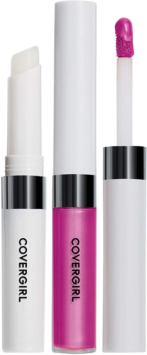 Covergirl Outlast All-Day Lip Color With Topcoat, Moonlight Mauve