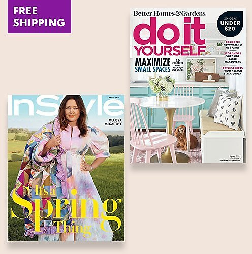 Up to 80% Off Magazines