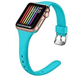 Amazon : Slim Band Compatible with Apple Watch For $3.99