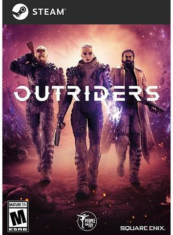OUTRIDERS Day One Edition [Online Game Code] - Newegg.com