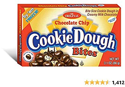 12-Pack Cookie Dough Bites, Chocolate Chip