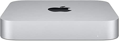 New Apple Mac Mini with Apple M1 Chip (8GB RAM, 512GB SSD Storage) - Latest Model