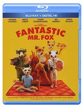 Lowest Price Ever! Fantastic Mr. Fox Blu-ray + Digital HD