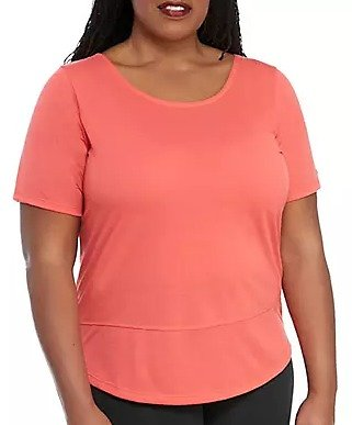 Columbia Plus Size Anytime Casual Short Sleeve Shirt