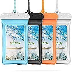 Amazon : Waterproof Phone Pouch Floating For $7.50