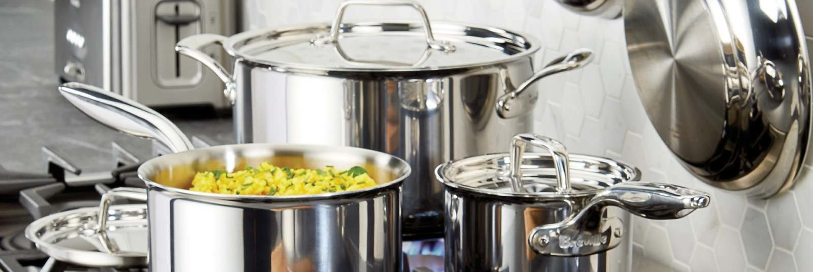 Up to 70% Off Cookware, Bakeware & More Ft Breville