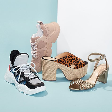 Up to 88% Off On Trend Shoes Ft. Steve Madden & Schutz