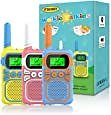 Kids Walkie Talkies with 22 Channels & 3 Mile Range, ITSHINY Walkie Talkies for Kids [3 Pack] with Backlit LCD Flashlight Birthday Toys Gifts: Car Electronics