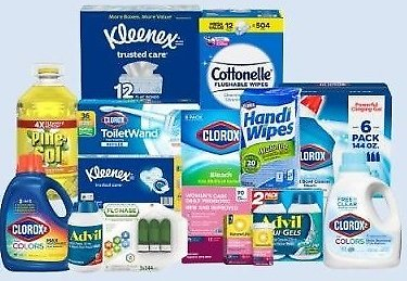 Spend $50, Get $10 Reward W/ Cleaning, Allergy & More Purchase