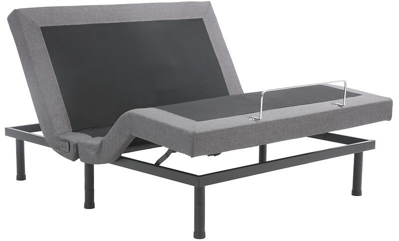 Massaging Zero Gravity Adjustable Bed Base with Wireless Remote