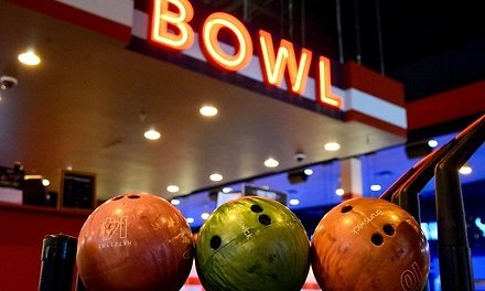 Two Hours of Bowling with Shoe Rental for Two, Four, or Six At AMF Bowling (Up to 63% Off)