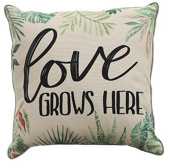 House Plant Love Grows Here Softline Pillow By Ashland®