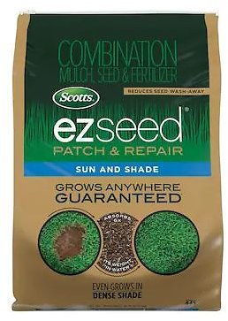 Scotts EZ Seed Patch and Repair 20-lb Sun and Shade Lawn Repair Mix Lowes.com