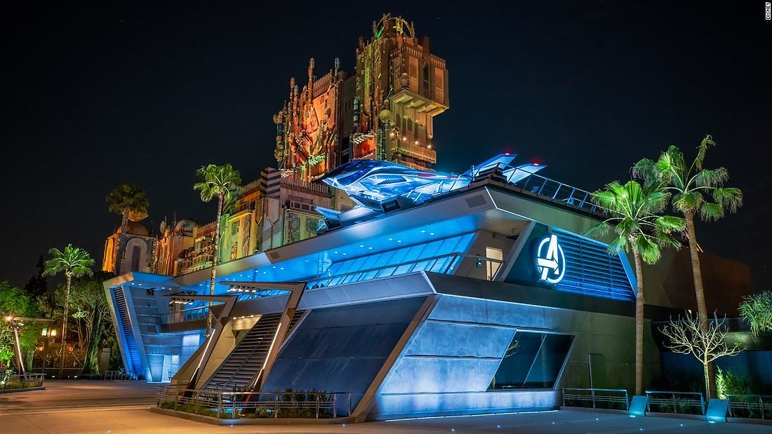 Disney Will Open Marvel's Avengers Campus in California June 4