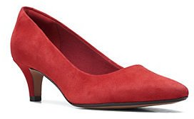 Clarks Collection Women's Linvale Jerica Dress Shoes
