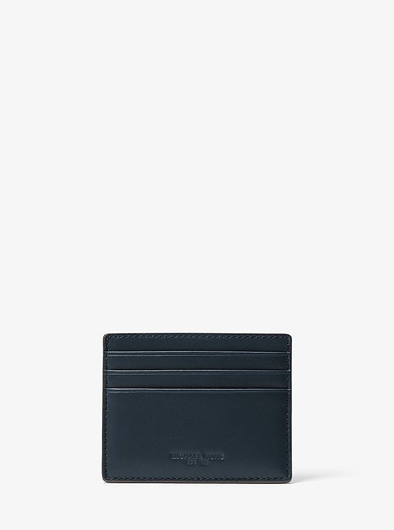 Odin Tall Leather Card Case