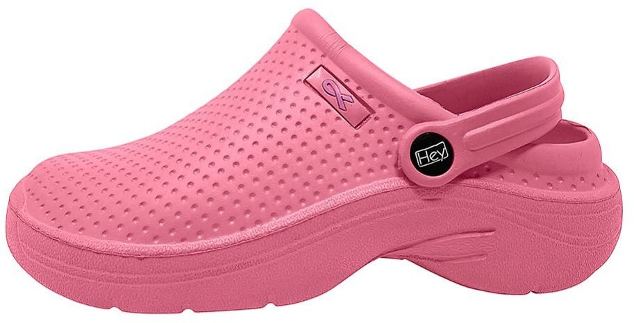 Love This Product Fuchsia Dotted Clog - Women