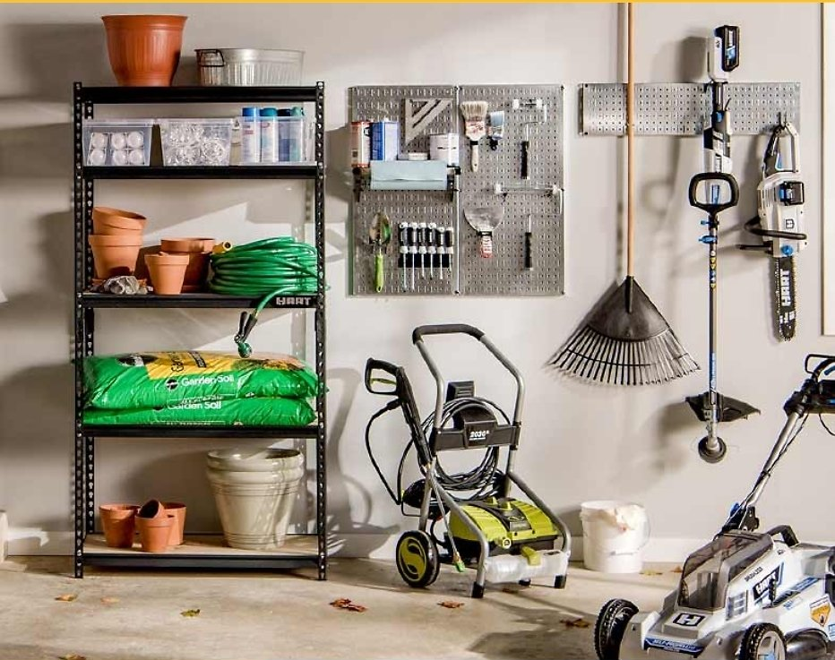 Upgrade The Garage From 97¢