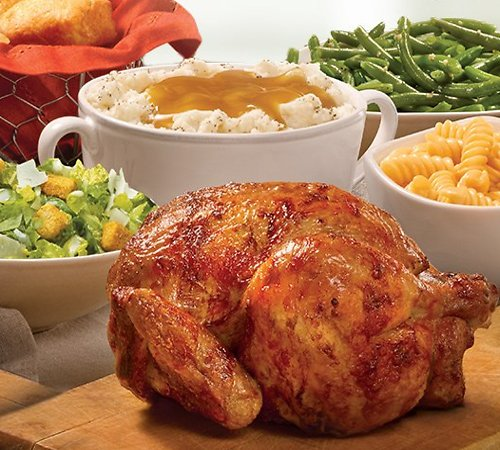 50% Off Family Meal for 3