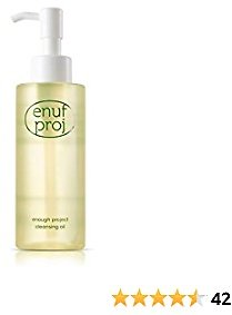 ENOUGH PROJECT Cleansing Oil By Amorepacific