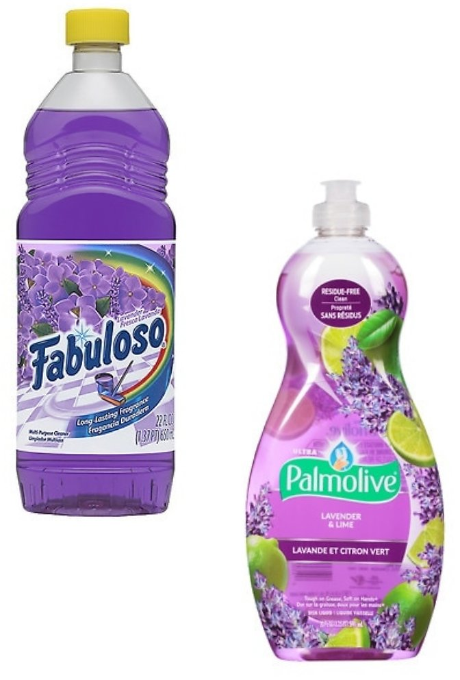 Palmolive & Fabuloso Household Essentials