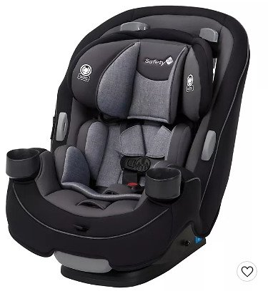 Safety 1st Grow and Go All-in-1 Convertible Car Seat