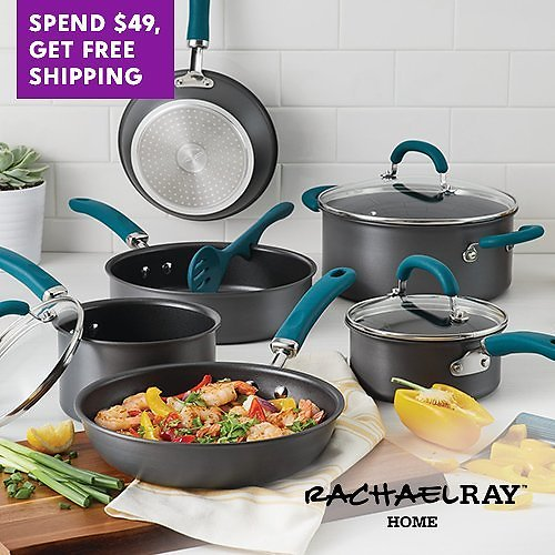 Up To 50% Off Rachael Ray Kitchen Essentials