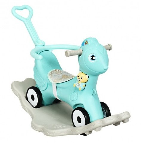 4 in 1 Baby Rocking Horse with Music