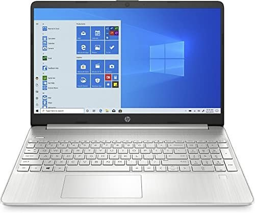 HP 15 Laptop, AMD Ryzen 3 Processor, 8GB RAM, 256GB SSD Storage, 15.6-inch Display, Windows 10 (15-ef1021nr)