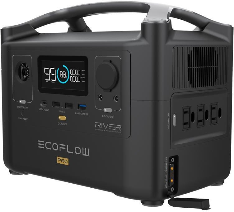 Ecoflow RIVER 600 Pro Mobile Power Station