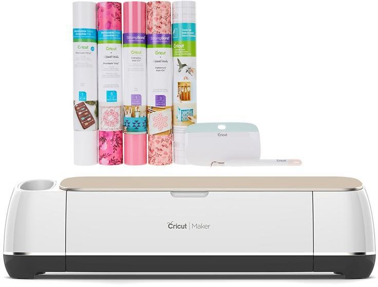 Cricut Maker Spring Bundle - 20079371 | HSN
